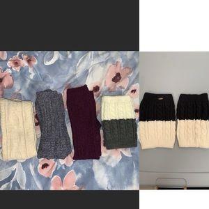Set of 5 boot socks